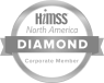 HIMSS badge